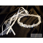 White Rose Crown Small