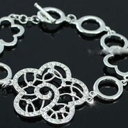 Rose Bracelet Crystal XSB026
