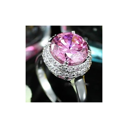 Pink Sapphire Ring XR133